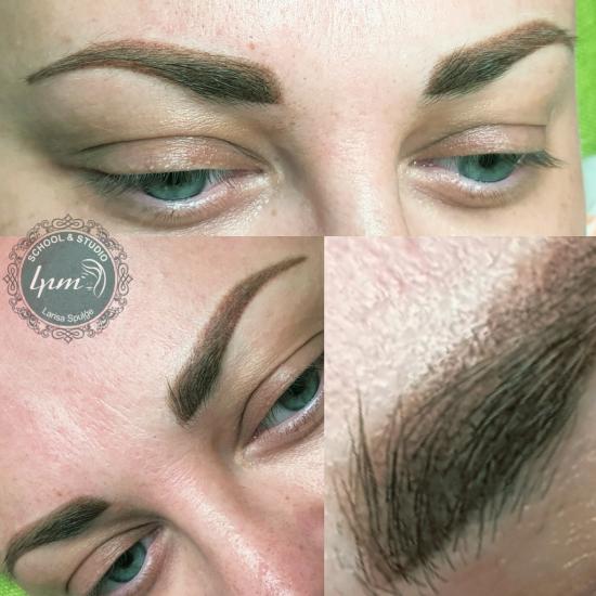 Permanent make up cenas